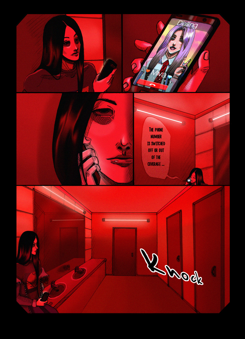 Coma. Page 11 by SheWasZombie