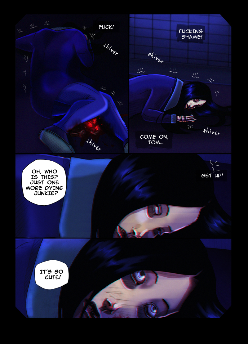 Coma page 18 by SheWasZombie
