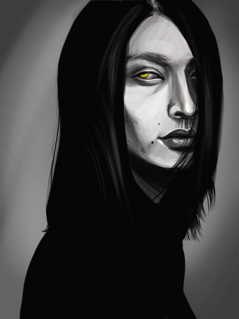 Black by SheWasZombie
