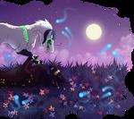 [Enamored] Spirits of the night by Peurankasvo