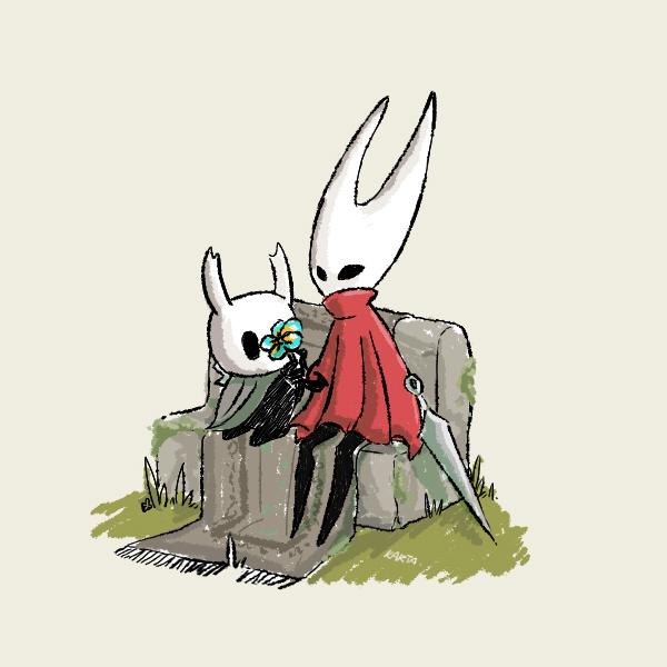 Hollow knight by kartaZene
