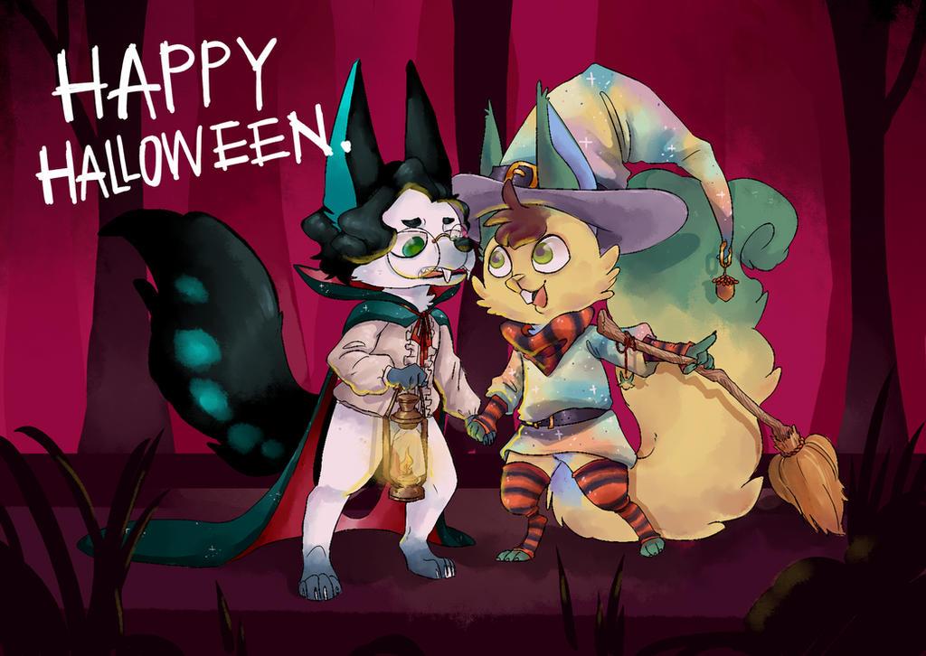 too  early for Halloween? by kartaZene