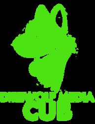 Cub Green Transparent by DireWolfMedia