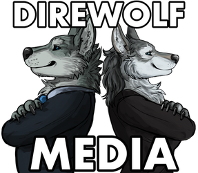 DirewolfCouple TransparentBackground