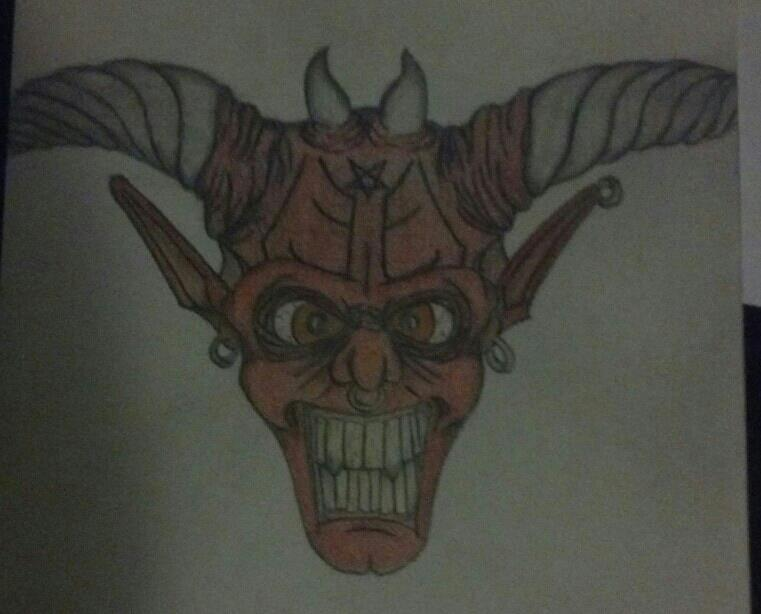 Happy Demon by Ordo1123