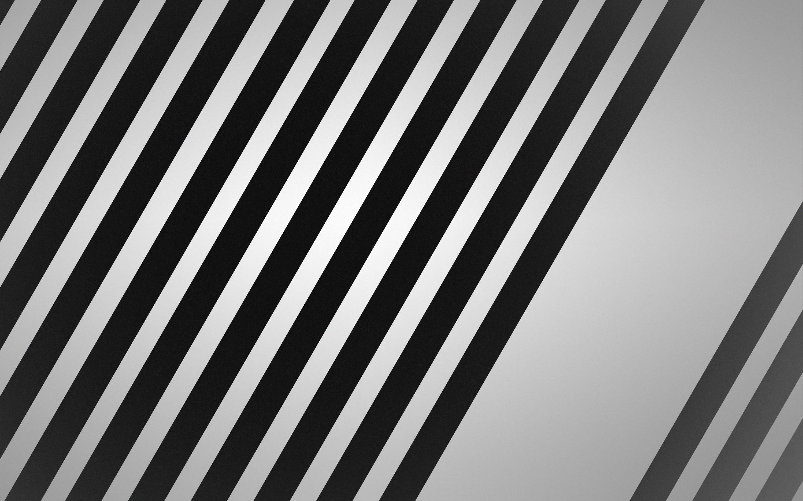 Sleek Slinky Stripes Black 2560x1600 By MarkWester