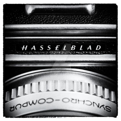 Hasselblad 500cm by redtreeme