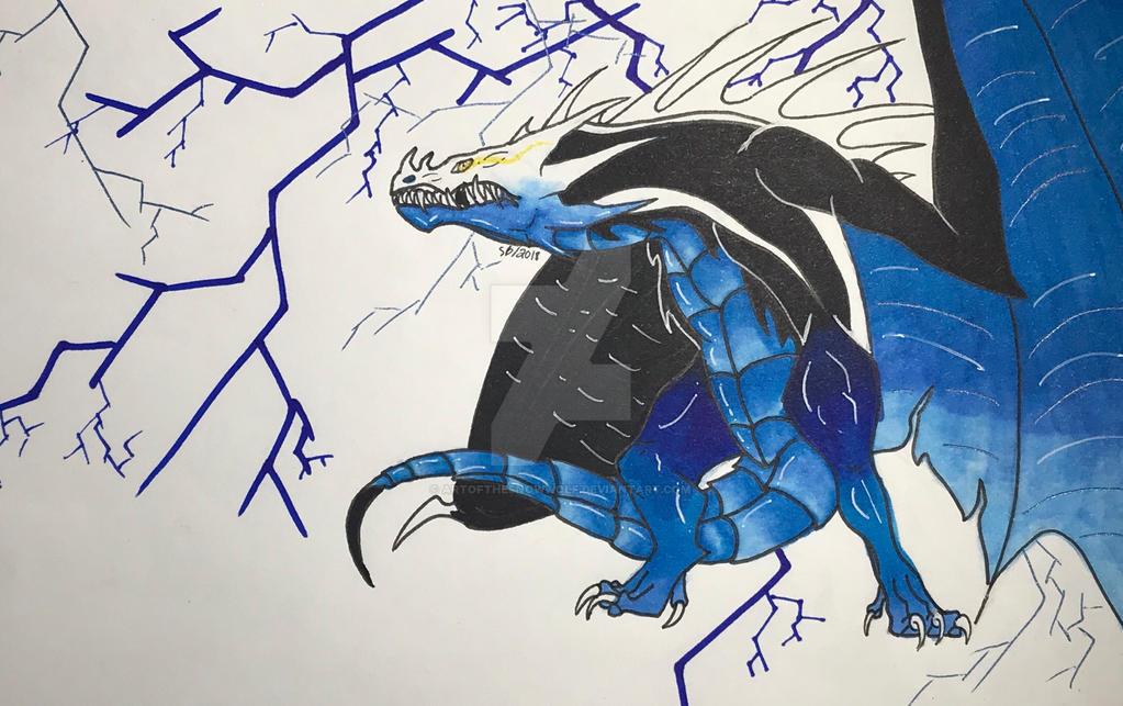 Skrill by ArtOfTheSnowWolf