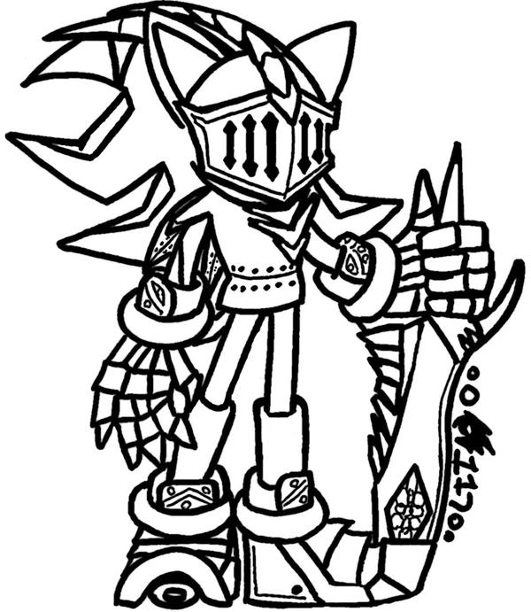 sir yipsalot coloring pages - photo#12