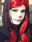Skelita/ Day of the Dead inspired Make Up