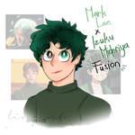 Mark Lee X Izuku Midoriya Fusion