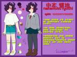 Nakamoto Ryochi (BNHA OC - 16 years old)