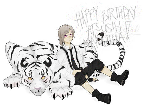 happy birthday jinko baby