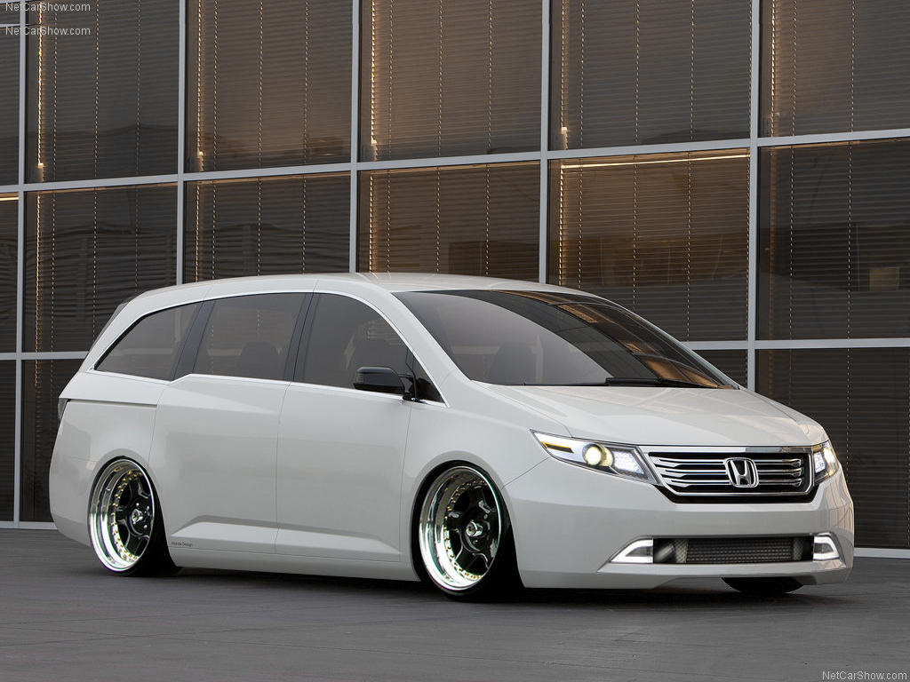 Honda odyssey euro style by alemaovt on deviantart for European style
