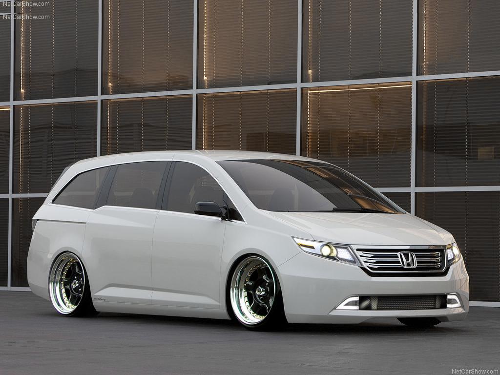 Honda Odyssey Euro Style By Alemaovt On Deviantart