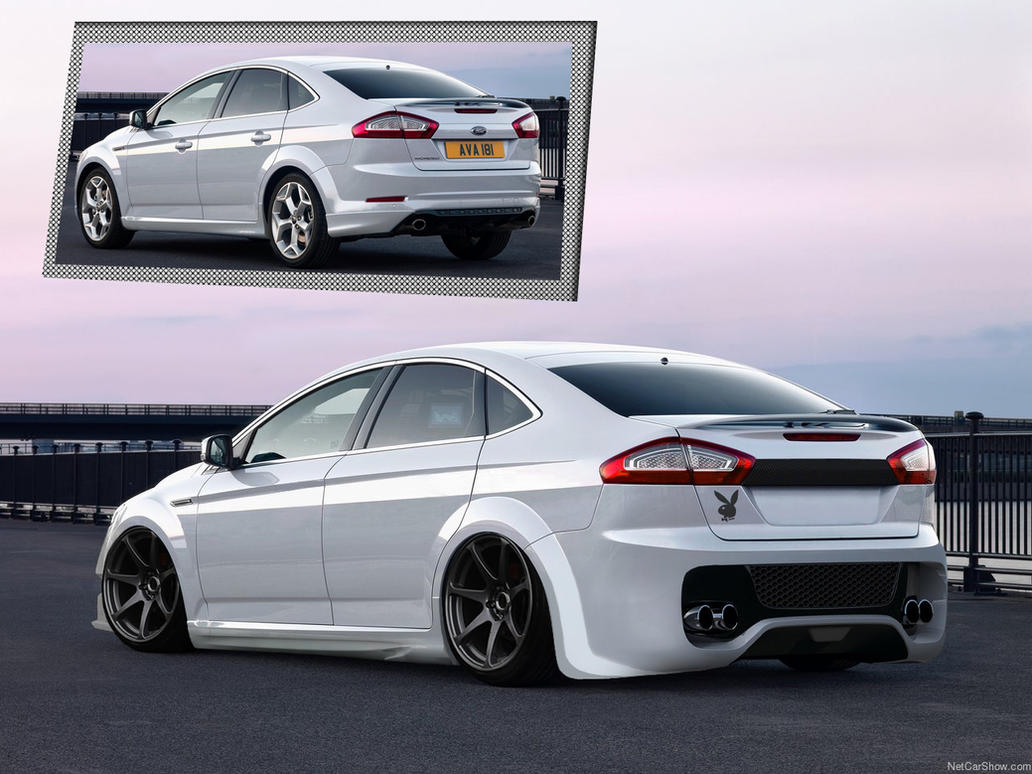Ford Mondeo Tuning By Alemaovt On Deviantart