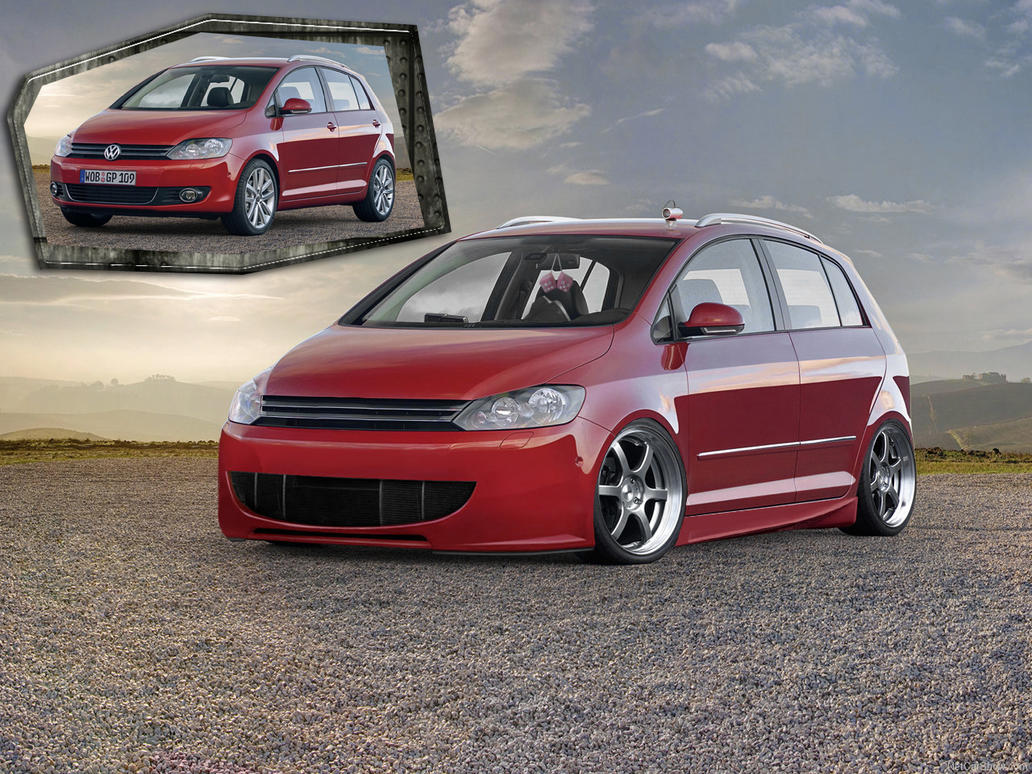 golf plus tuning by alemaovt on deviantart