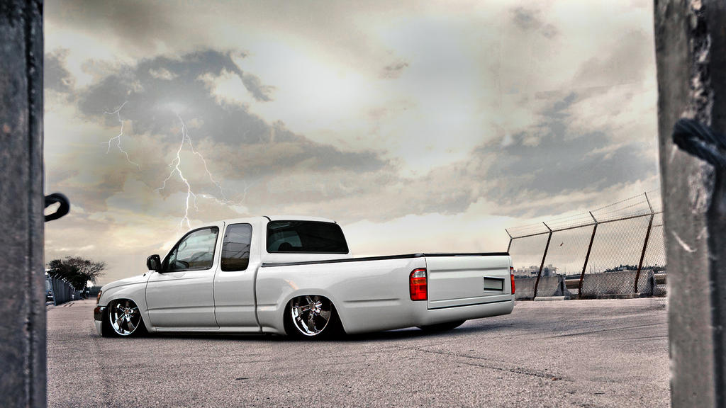 Hilux mini truck by alemaoVT