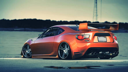 Toyota GT-86 by alemaoVT