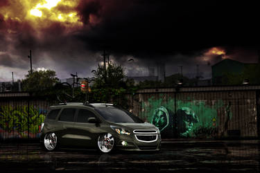Chevrolet Spin by alemaoVT
