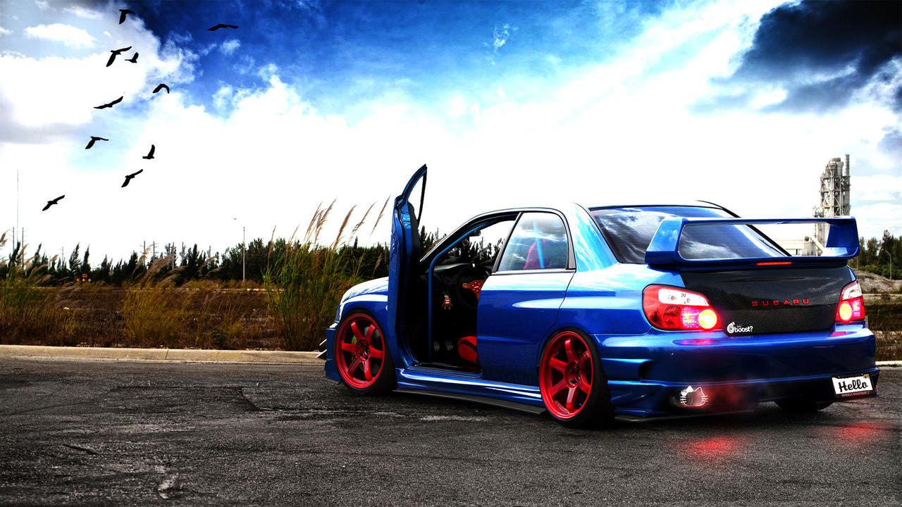Subaru Impreza WRX by alemaoVT