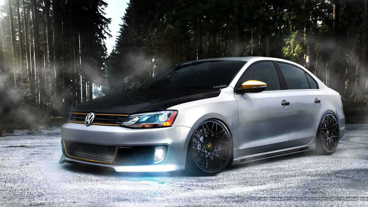 Volkswagen Jetta by alemaoVT