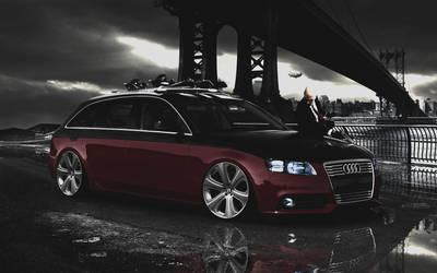 Audi A4 Avant by alemaoVT