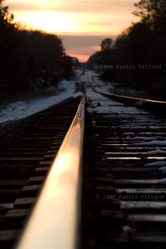 Railway by dspittard