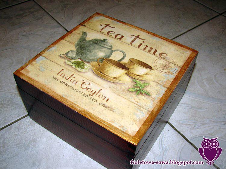 Tea box by Shadowisper