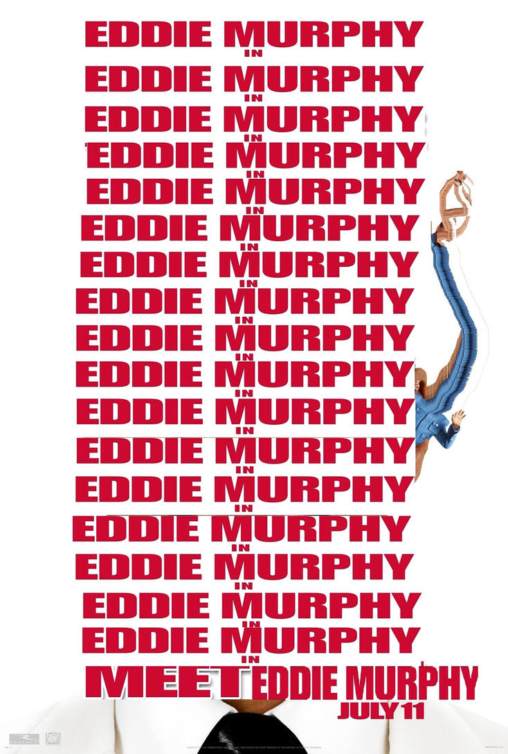 Eddie Murphy In Eddie Murphy In Eddie Murphy by RetroPokeFan