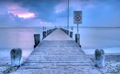 Ostsee jetty