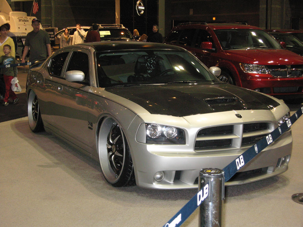 DUB EDITION charger by reika7 on DeviantArt