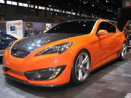 new hyndai concept car by reika7