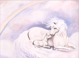 unicorns by littleliz89