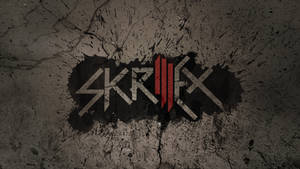 Skrillex grunge wallpaper by Christoffer-jensen