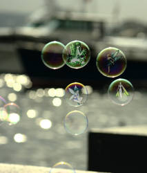 bubble fairies by voiceofthemysteron