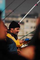 fisherman's hobby by voiceofthemysteron