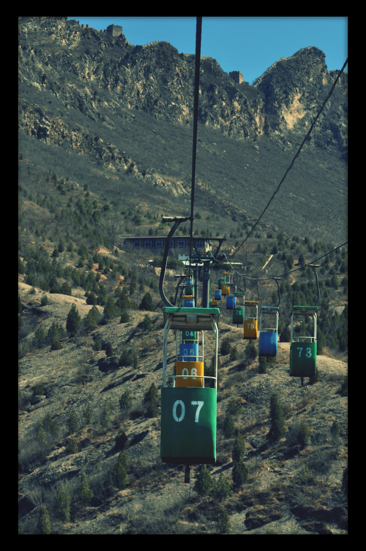 cable car by voiceofthemysteron
