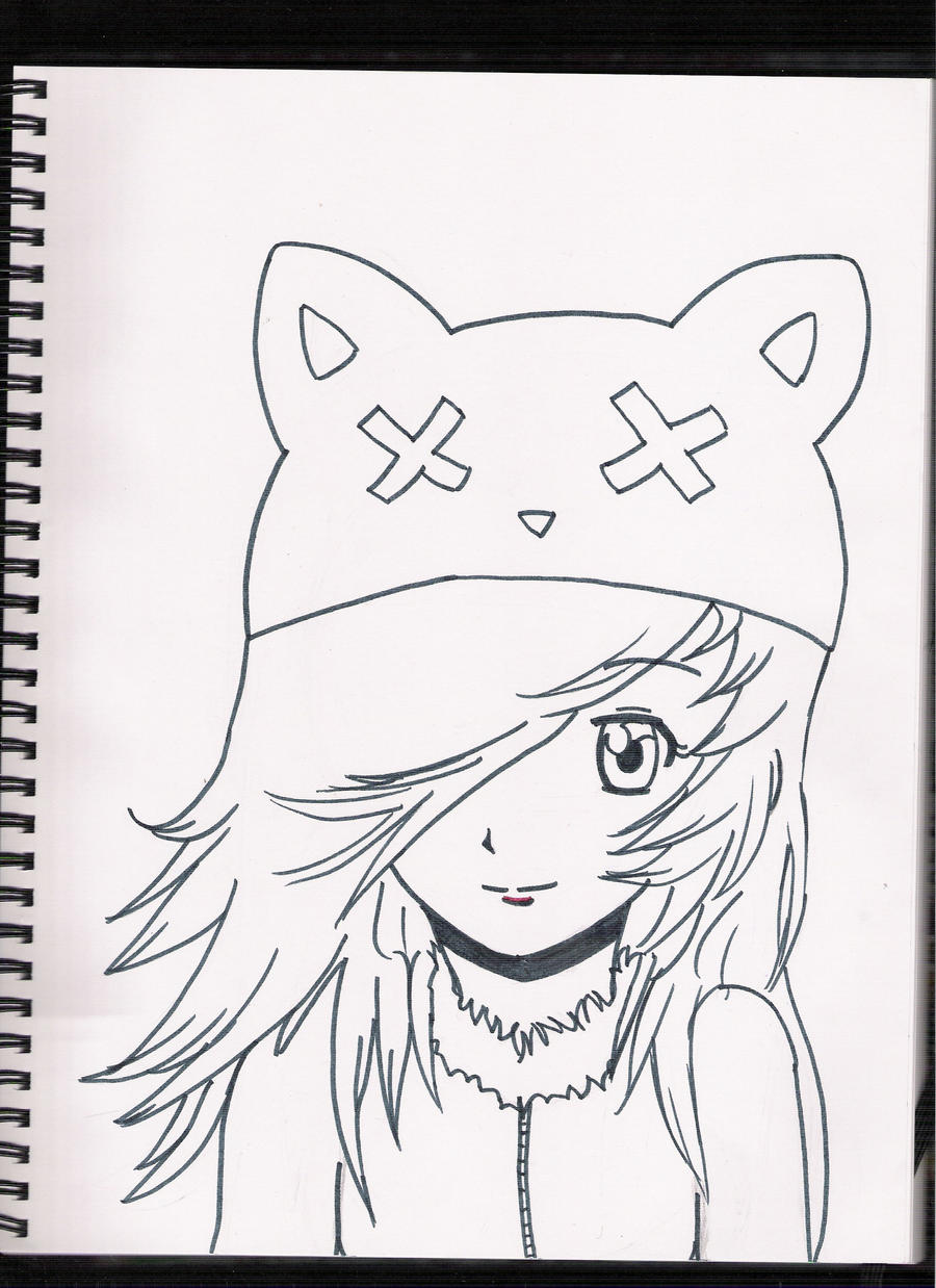 Lilsasa2118 sarah howard deviantart emo girl by myusername16 voltagebd Choice Image