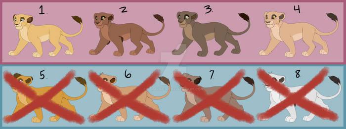 TLK Cub Adopts OPEN [4/8]