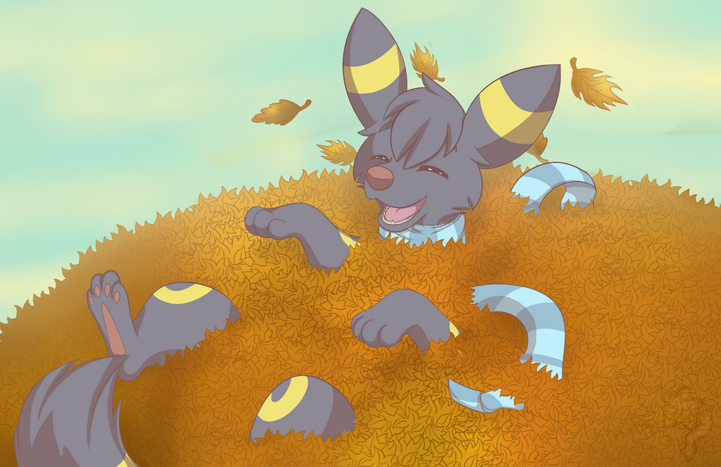 AVA: Falling Leaves by ShidatheUmbreon