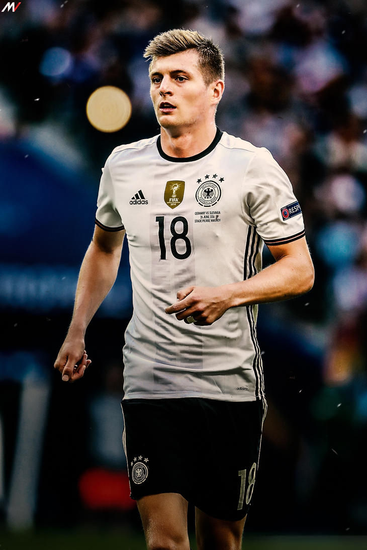 Toni Kroos by ShibilyMV7 on DeviantArt
