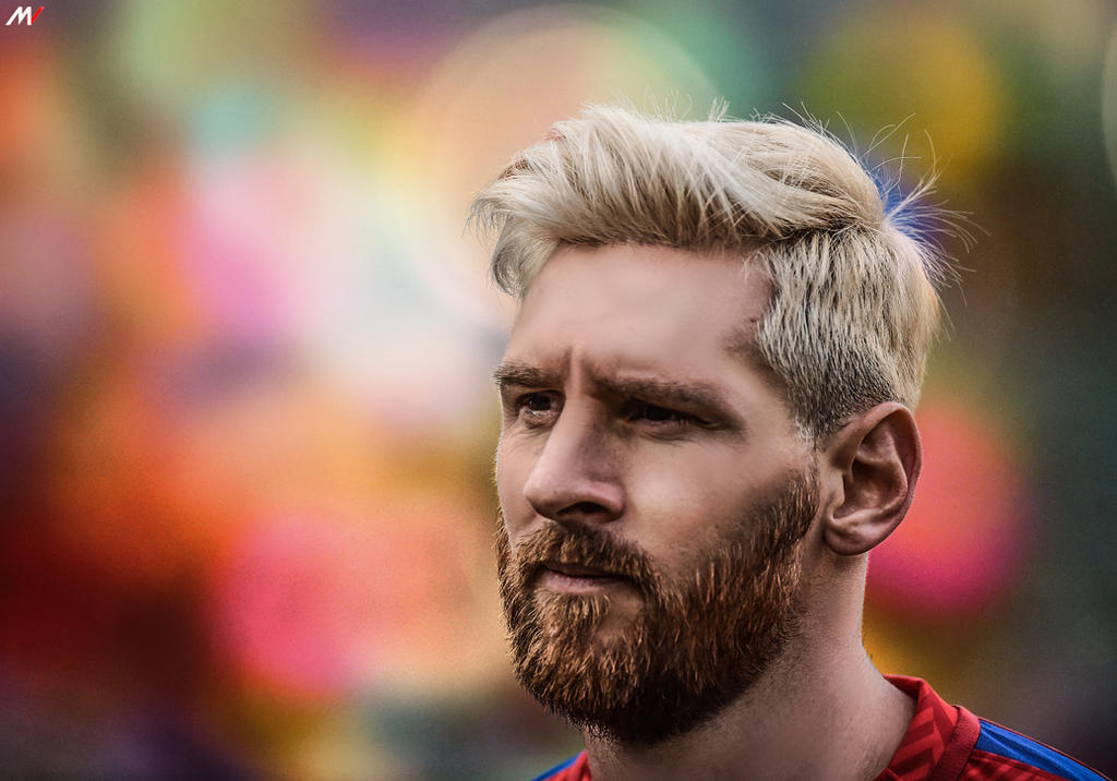 Messi With Beard Hd Wallpapers