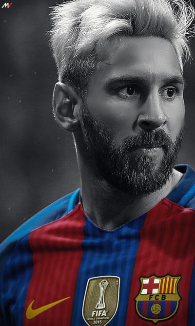 Lionel Messi Lock Screen Edit By ShibilyMV7
