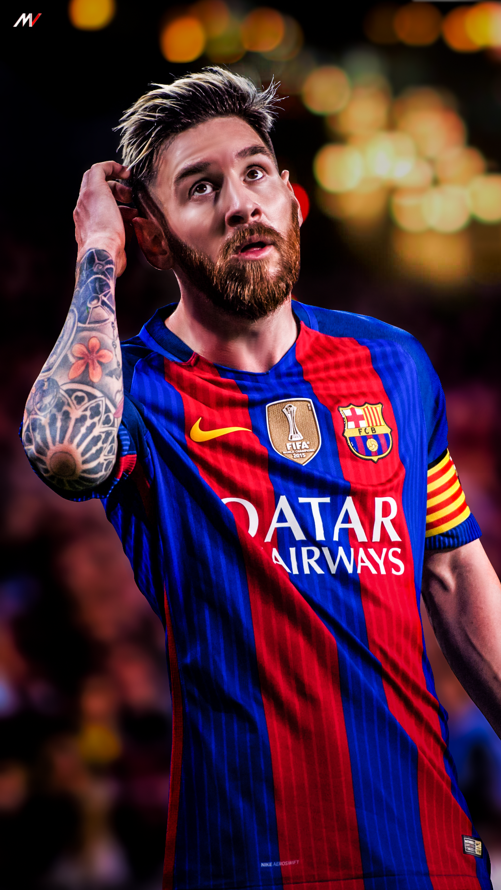 Leo Messi 2016 by ShibilyMV7 on DeviantArt