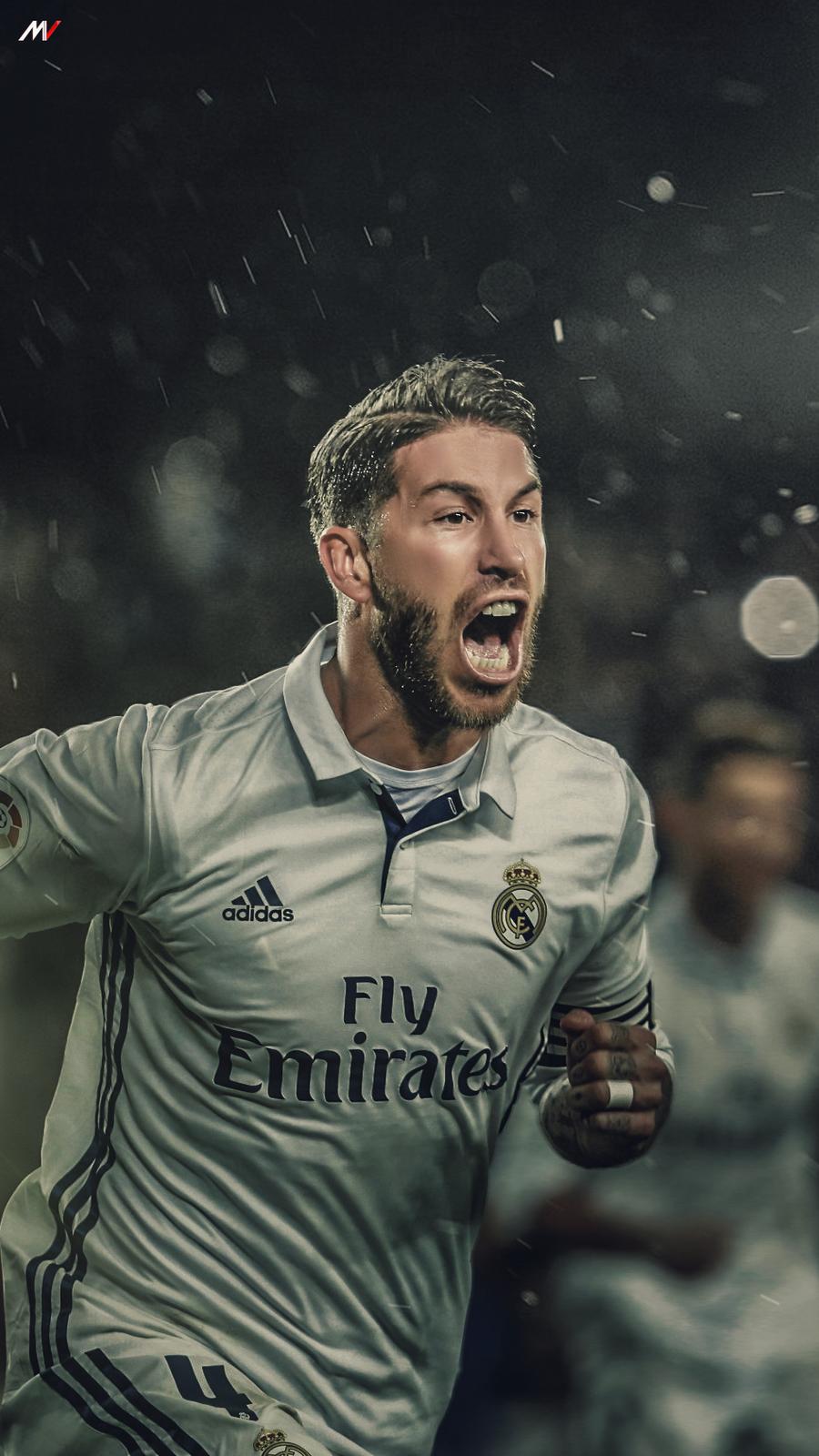 Sergio Ramos by ShibilyMV7 on DeviantArt