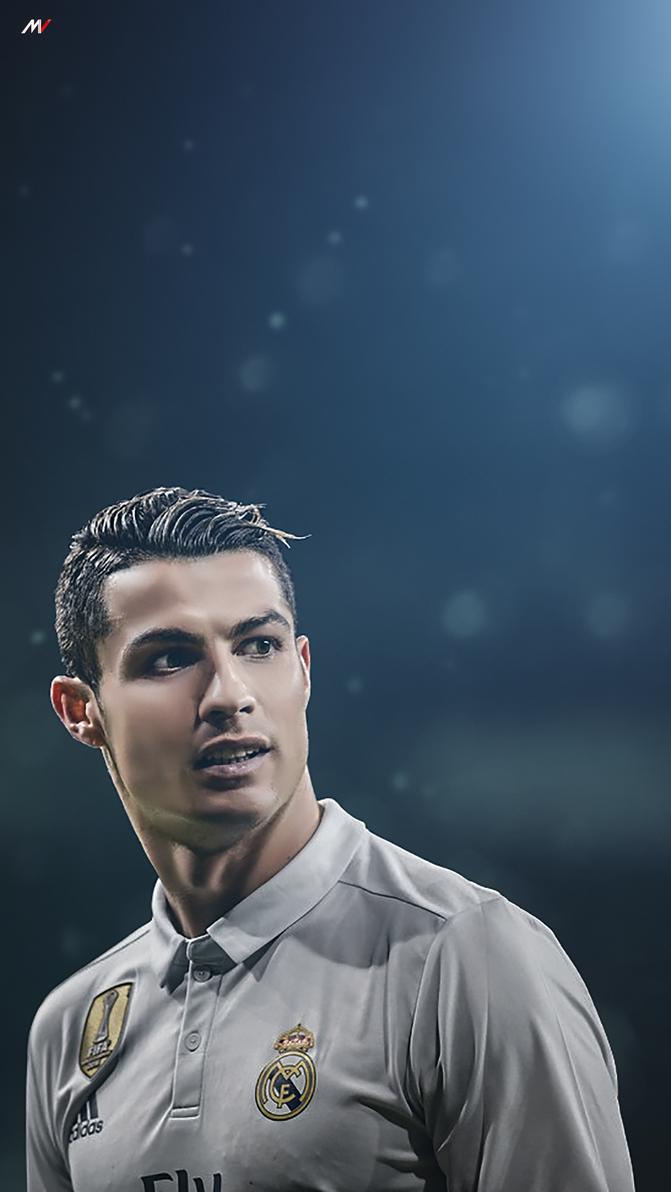 Cristiano Ronaldo mobile wallpaper by ShibilyMV7 on DeviantArt