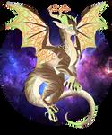 Dragon YCH - Gaia by Cynder18