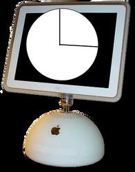 iMac G4 Clock by iMacG4