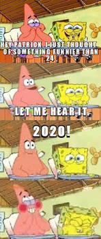Spongebob 24 Meme